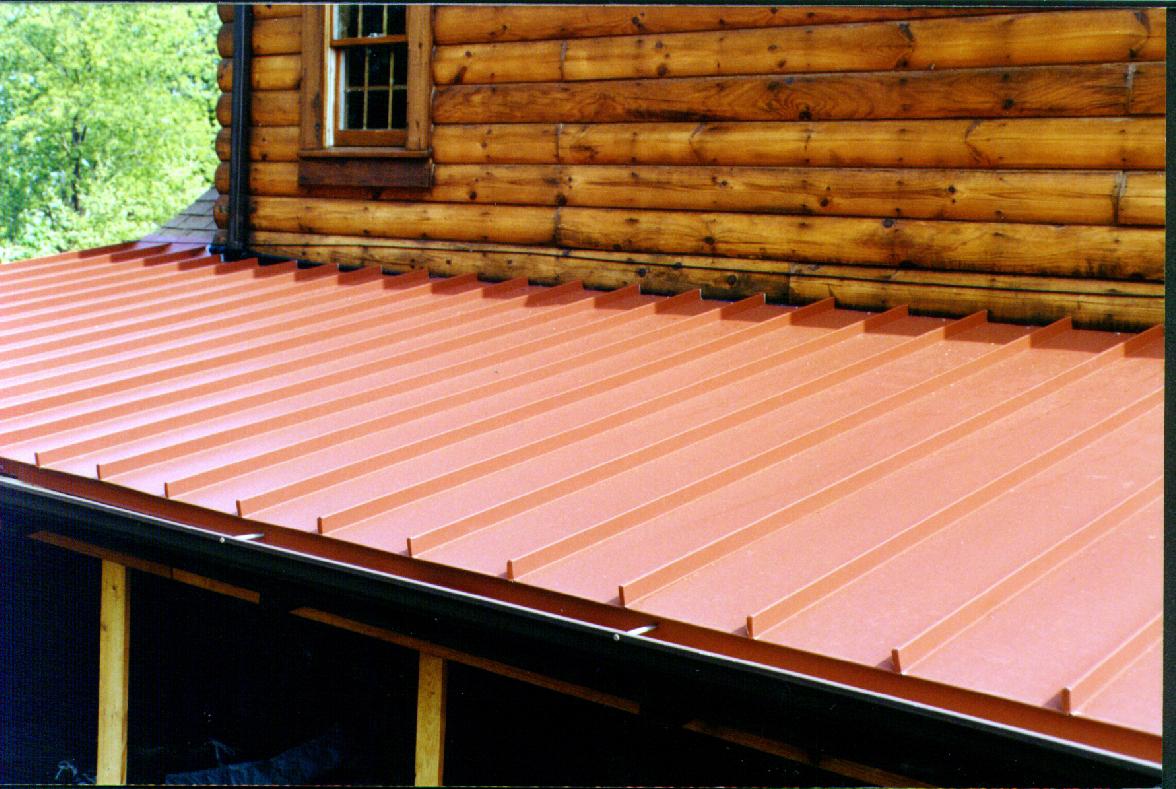 Clicklock Standing Seam Utah Aluminum Roofing